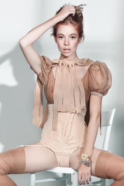 fashion story by anna breda